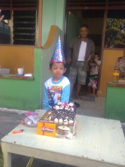 Celebrate Samuel Birthday