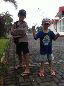 Samuel and Stephan